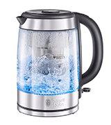 Russell Hobbs 20760-10 BRITA Purity Glass Kettle