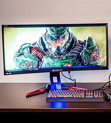 Review of Acer Z35 Predator Widescreen Curved Gaming Monitor