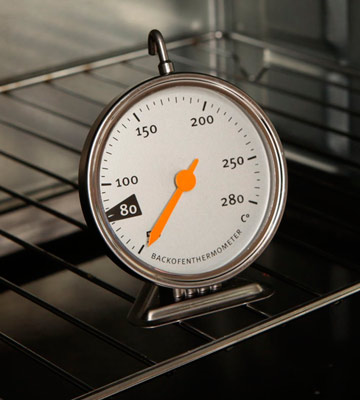 Review of Itian Hanging Hook Stainless Steel Oven Thermometer