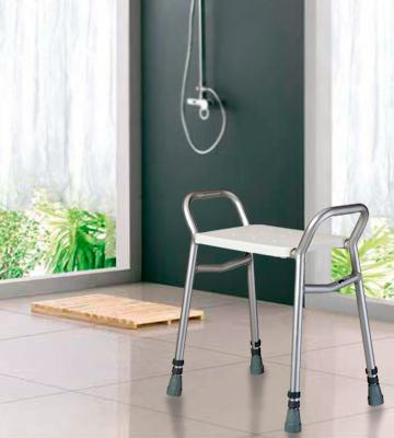 Review of Patterson Medical Shower Stool