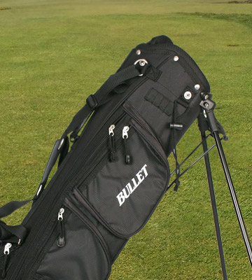 Review of Bullet Lightweight Stand Bag