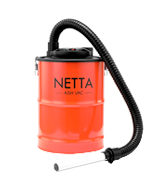 NETTA 18L Ash Vacuum Cleaner 800W With Blow Function
