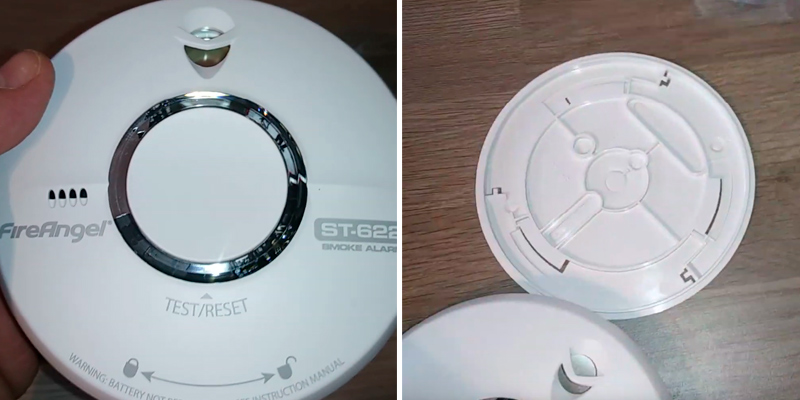 Review of Fireangel ST-622Q Optical Smoke Alarm