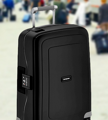 Review of Samsonite 55/20 Hand Luggage