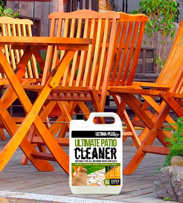 Review of ULTIMA-PLUS XP MY1356 Patio Cleaner