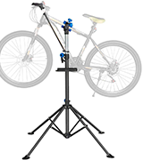 Yaheetech Bike Repair Folding Work Stand Bicycle Maintenance Mechanic