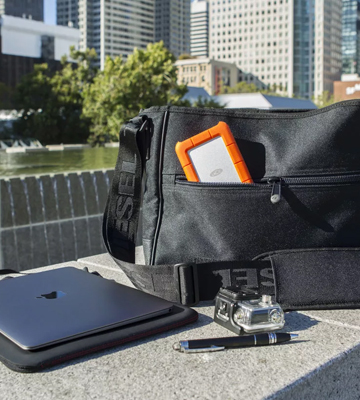 Review of LaCie Rugged External HDD for Mac (USB-C 3.0)