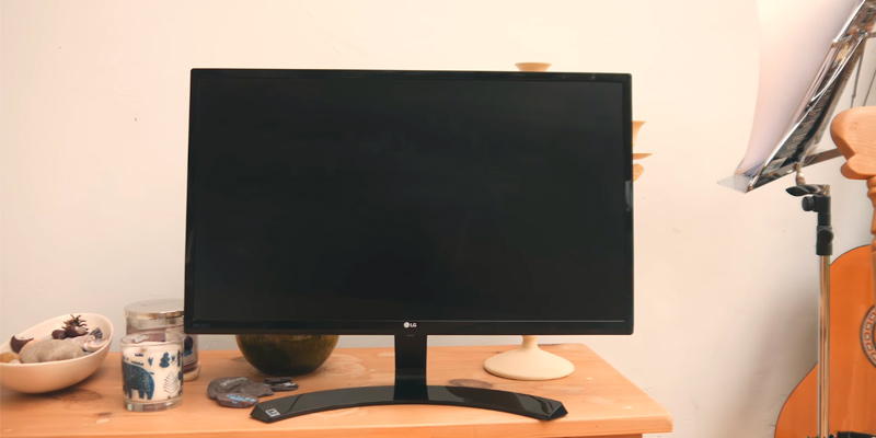 Review of LG 24UD58 24-inch 4K UHD IPS Monitor