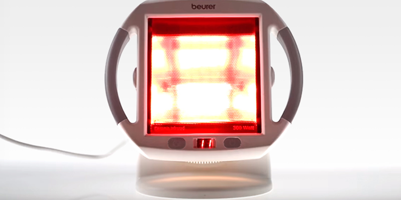 Review of Beurer North America Portable Infrared Heat Lamp