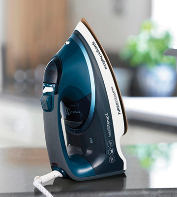 Review of Morphy Richards 303131 Turbosteam Pro Steam Iron
