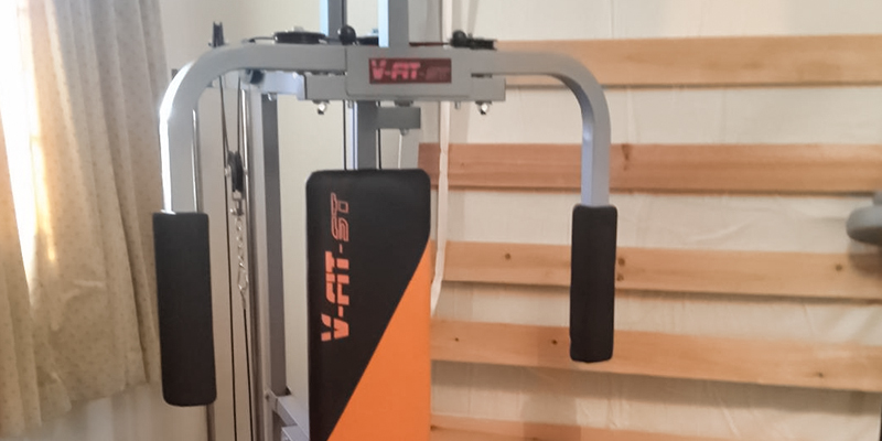 Review of V-Fit GY020 Herculean COBRA Lay Flat Home Gym