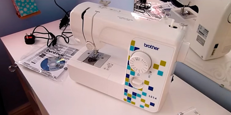 Review of Brother LS14 Metal Chassis Sewing Machine