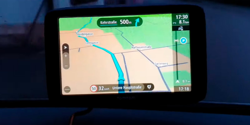 Review of TomTom L134055 6 Inch Car Sat Nav