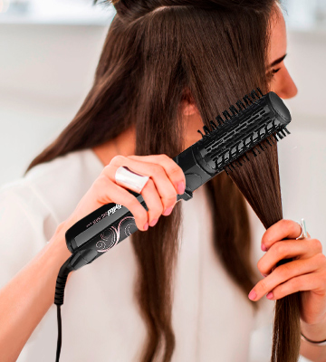 Review of BaByliss 2777U Big Hair Rotating Styler Air Brush