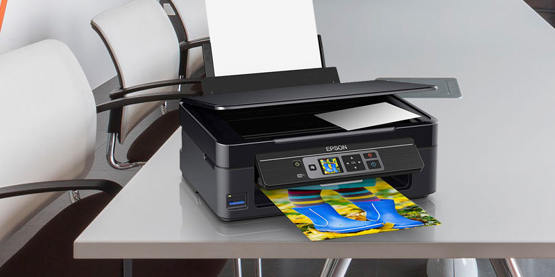 Review of Epson 235N588 Wi-Fi Printer