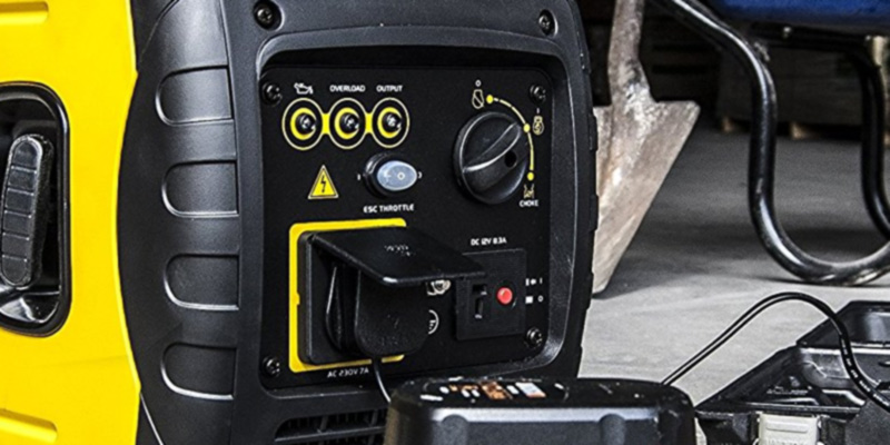 Review of Stanley 2000W-SILENT 2kW Suitcase Generator