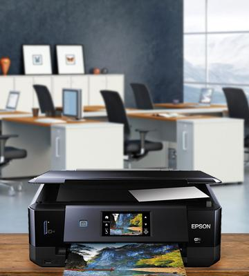 Review of Epson XP-760 All-in-One Printer
