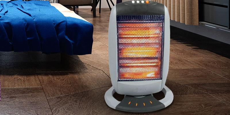 Review of Babz Oscillating Heater