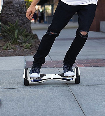 Review of Razor Hovertrax 2.0 Self Balancing Electric Scooter