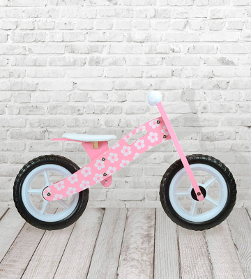 Review of boppi 4D1-5B3-B1E Wooden Balance Bike