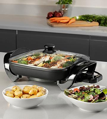 Review of Elgento E14024 Electric Frying Pan