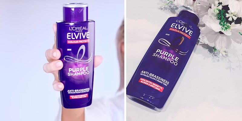 Review of L'Oreal Elvive Colour Protect Anti-Brassiness Purple Shampoo