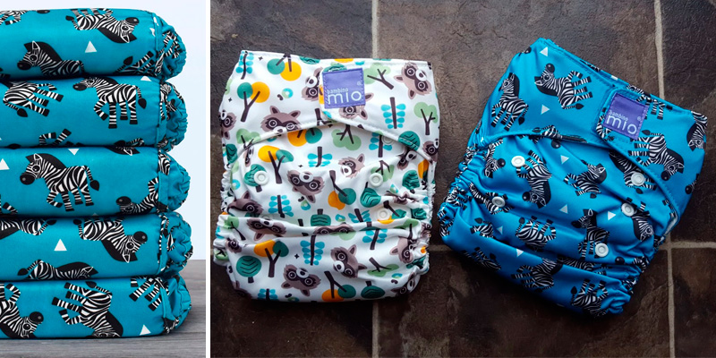 Review of Bambino Mio SO ZEB All-in-One Reusable Nappy