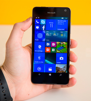 Review of Microsoft Lumia 650 SIM-Free Smartphone