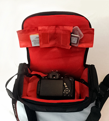 Review of BV & Jo 650D Waterproof Anti-shock Camera Bag