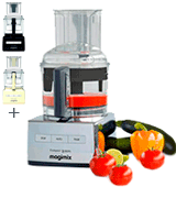 Magimix 5200XL Food Processor - Satin