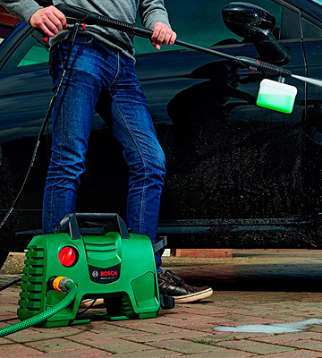 Review of Bosch EasyAquatak Pressure Washer
