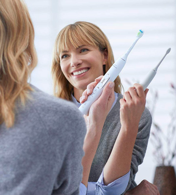 Review of Philips Sonicare ProtectiveClean 6100 HX6877/29 Electric Toothbrush