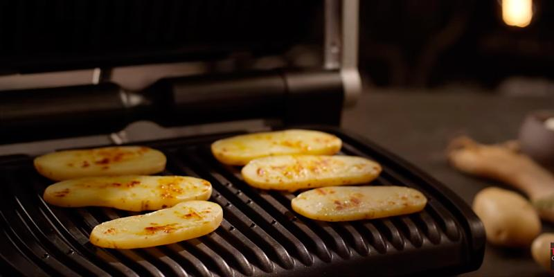 Detailed review of Tefal GC713D40 Optigrill+ Grill Griddler