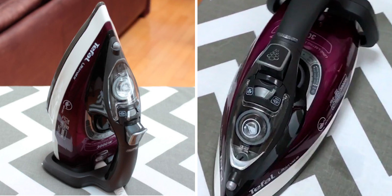 Review of Tefal FV9788 Ultimate Anti-scale Steam Iron
