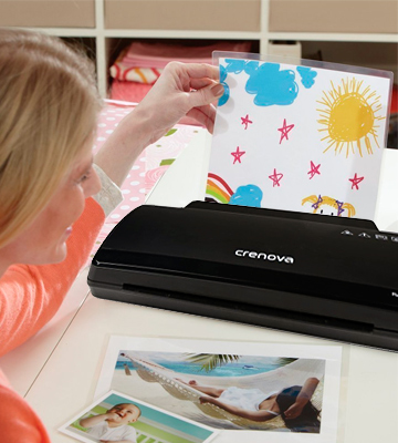 Review of Crenova LT01 Laminating Machine