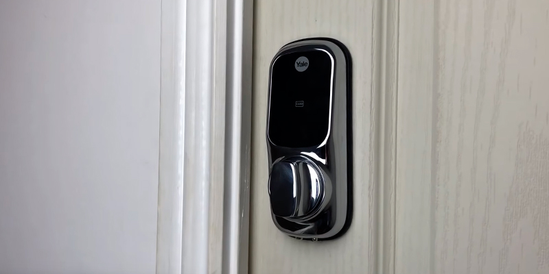 Review of Yale YD-01-CON-NOMOD-CH Keyless Connected Ready Smart Door Lock