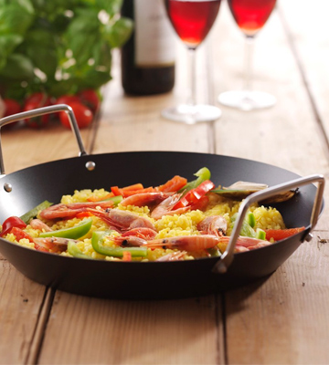 Review of ProCook 30cm Non-Stick Paella Pan
