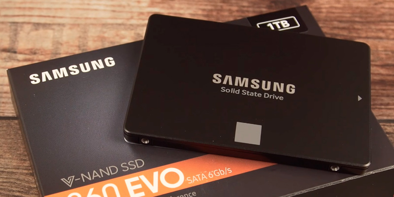Review of Samsung 860 EVO V-NAND Solid State Drive (2.5 inch, SATA III)