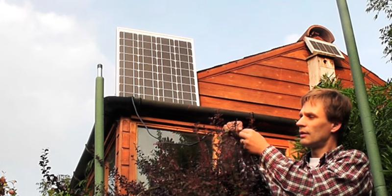 Detailed review of AKT Solar Panel Kit