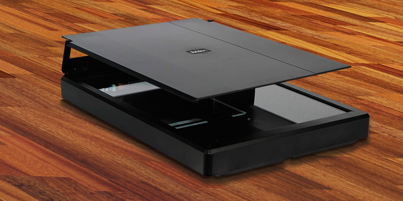 Review of Avision BF-1606B Flatbed Scanner