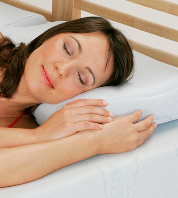 Review of Snug Luxury Coolmax Contour Memory Foam Pillow