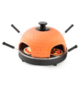 Global Gourmet GG011 Electric Tabletop Pizza Maker