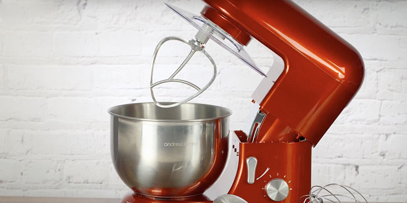 Detailed review of Andrew James Electric Food Stand Mixer