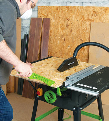 Review of Evolution Power Tools FURY5-S Multi-Purpose Table Saw