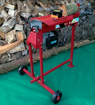 Review of Titan-Pro TPLS7T Electric Log Splitter