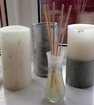 Review of Air Wick Crisp Linen and Lilac Reed Diffuser