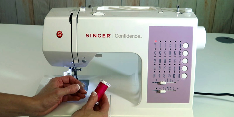 Review of SINGER 7463 Confidence Sewing Machine