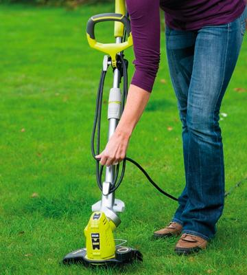 Review of Ryobi RLT6030 600W Grass Trimmer with EasyEdge