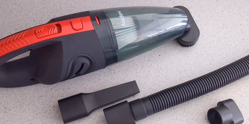 Review of Audew Handheld Vacuums Cordless Portable for Pet Hair