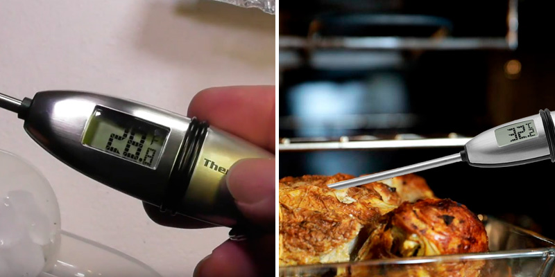 Review of ThermoPro TP02S Digital Cooking Food Meat Thermometer
